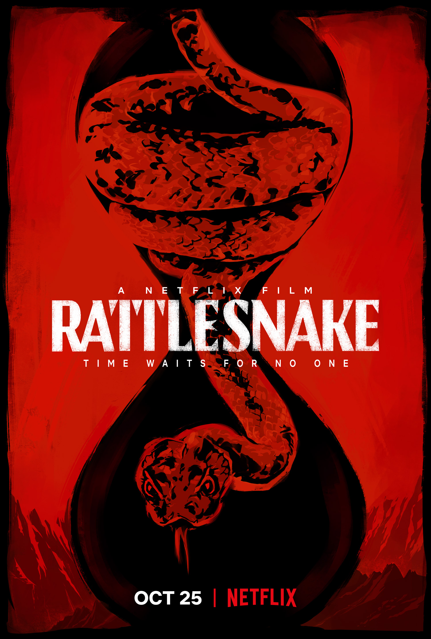 Rattlesnake 2019 Hindi Dual Audio 300MB NF HDRip ESubs Download