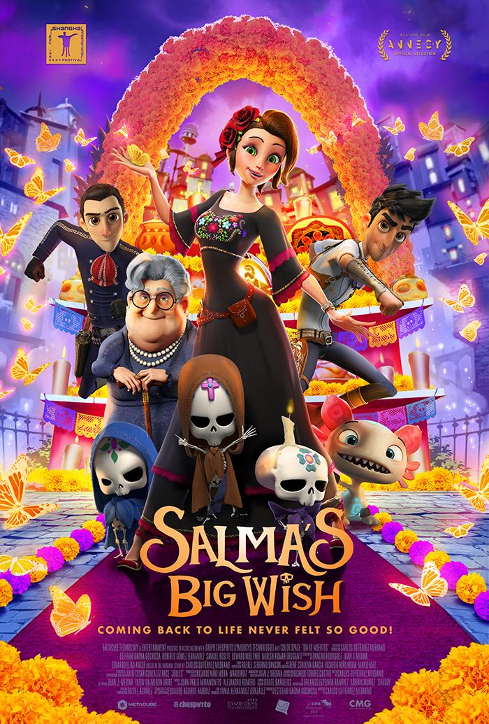 Salmas Big Wish 2019 Hindi ORG Dual Audio 1080p BluRay 1.6GB Download