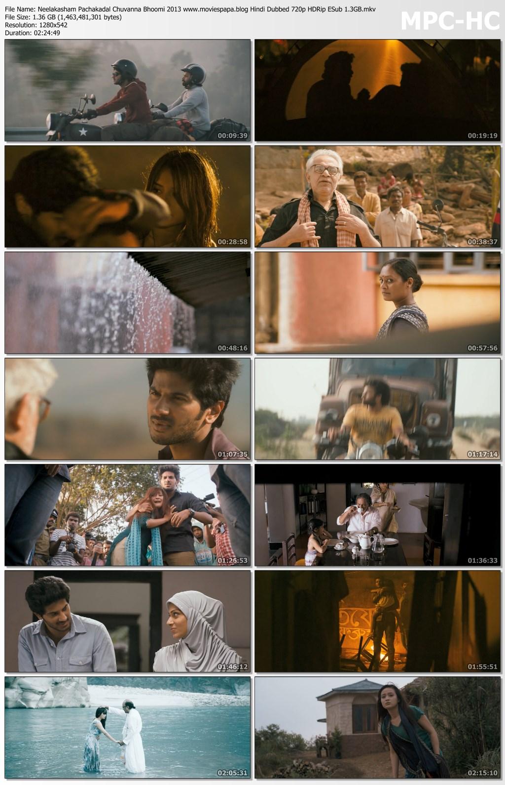 Neelakasham Pachakadal Chuvanna Bhoomi 2013 screenshot HDMoviesFair