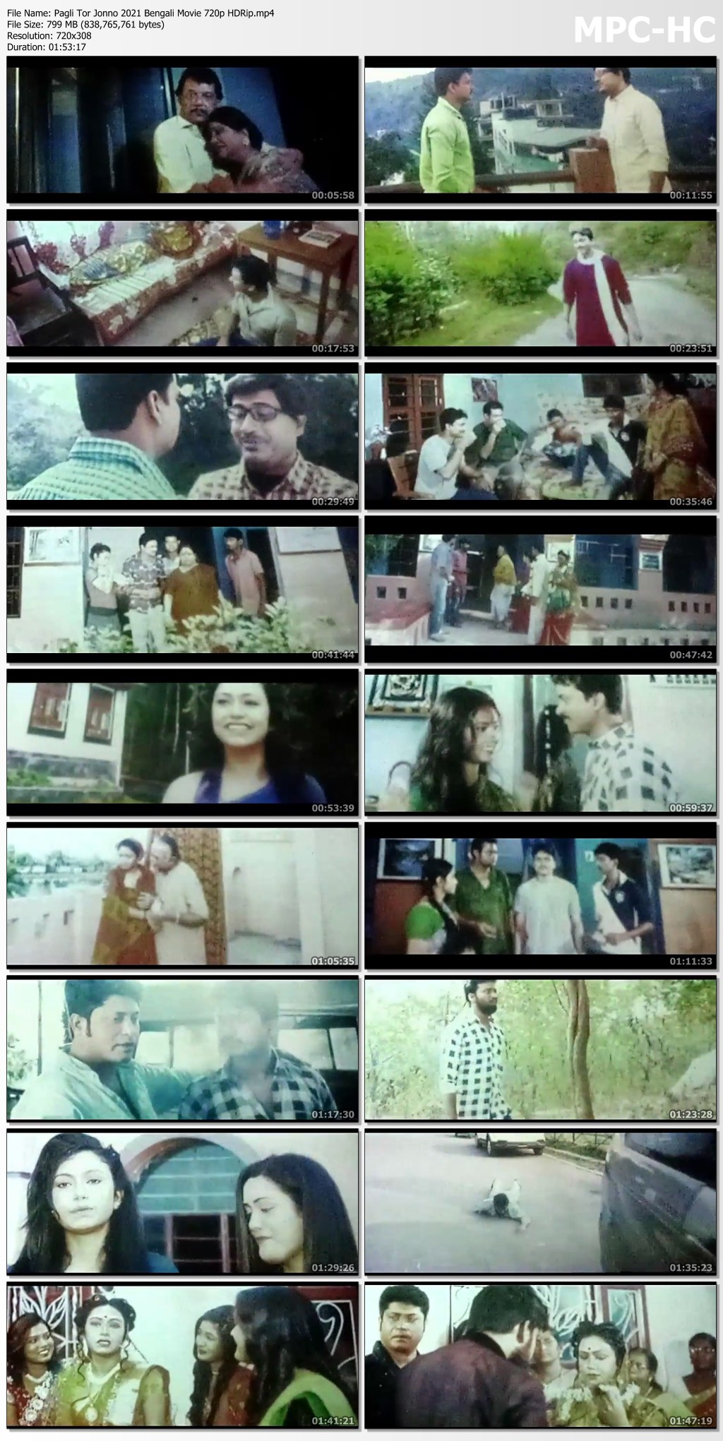 Pagli Tor Jonno 2021 Bengali Movie 720p HDRip.mp4 thumbs