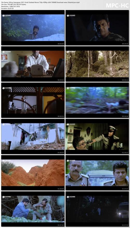 Killing Veerappan Screen Shot 2