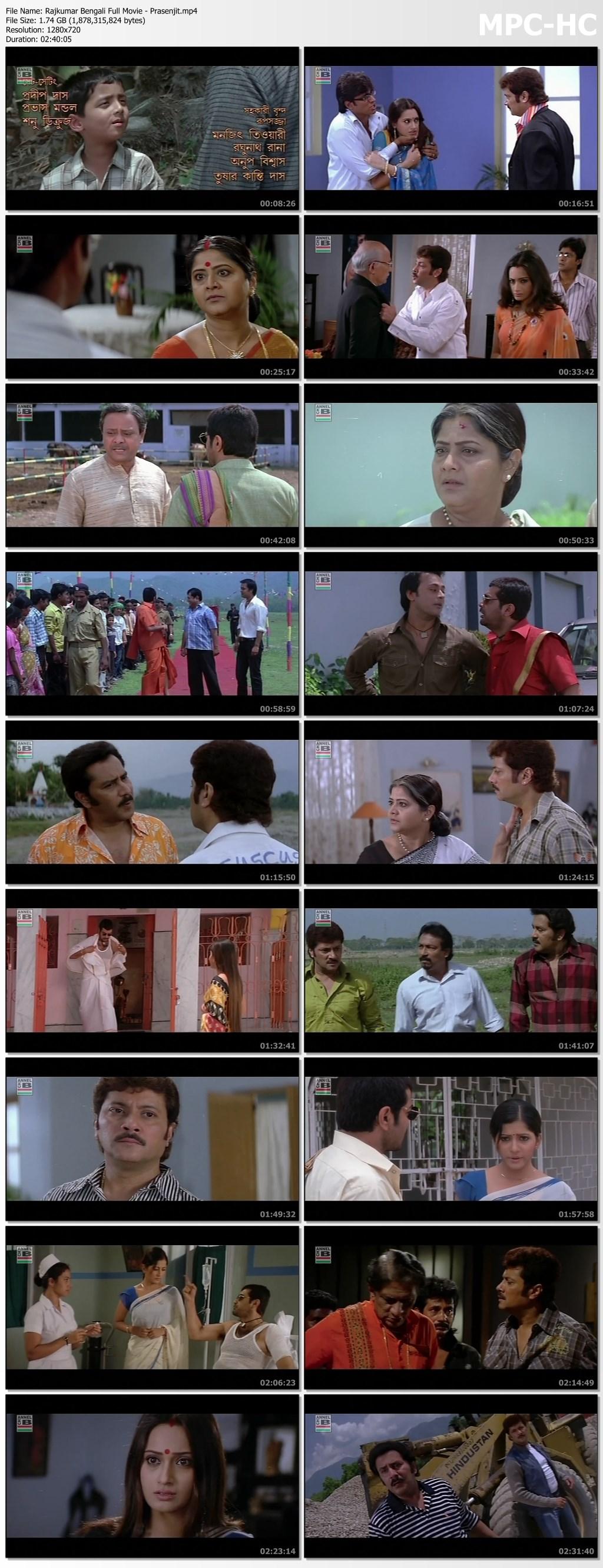 Rajkumar Bengali Full Movie Prasenjit.mp4 thumbs