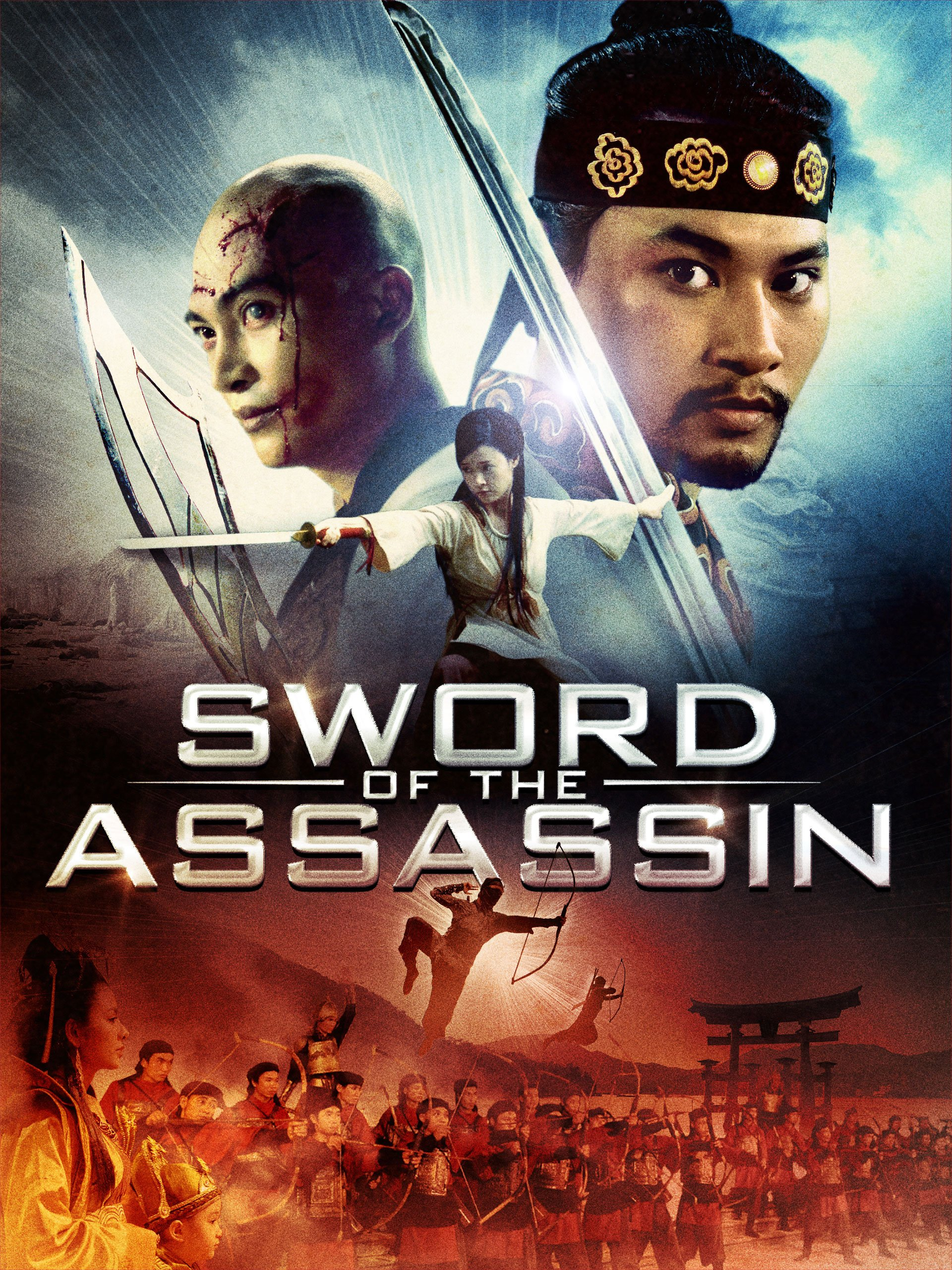 Sword of the Assassin (2012) Hindi Dual Audio 480p BluRay x264 ESubs 370MB Download