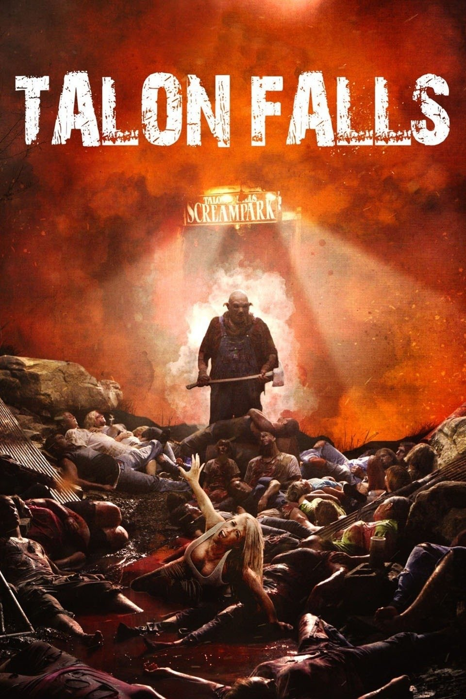 Talon Falls (2017) Hindi Dual Audio 480p UNCUT BluRay x264 ESubs 350MB Download