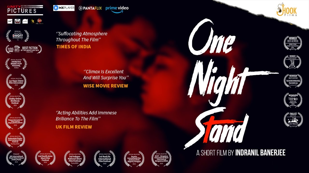 18+ One Night Stand 2021 Bengali Hot Short Film 720p HDRip 170MB Download