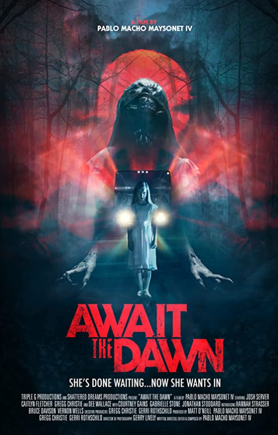 Await the Dawn 2021 English 720p HDRip 800MB Download