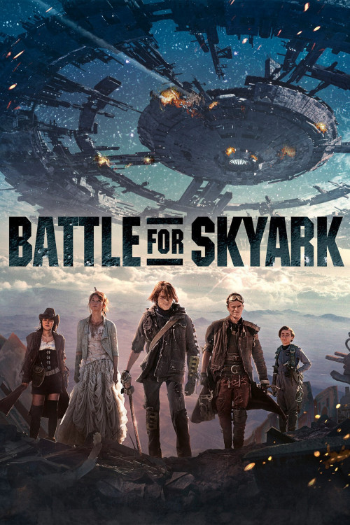 Battle for Skyark 2015 Hindi Dual Audio 1080p BluRay ESubs 1.4GB Download