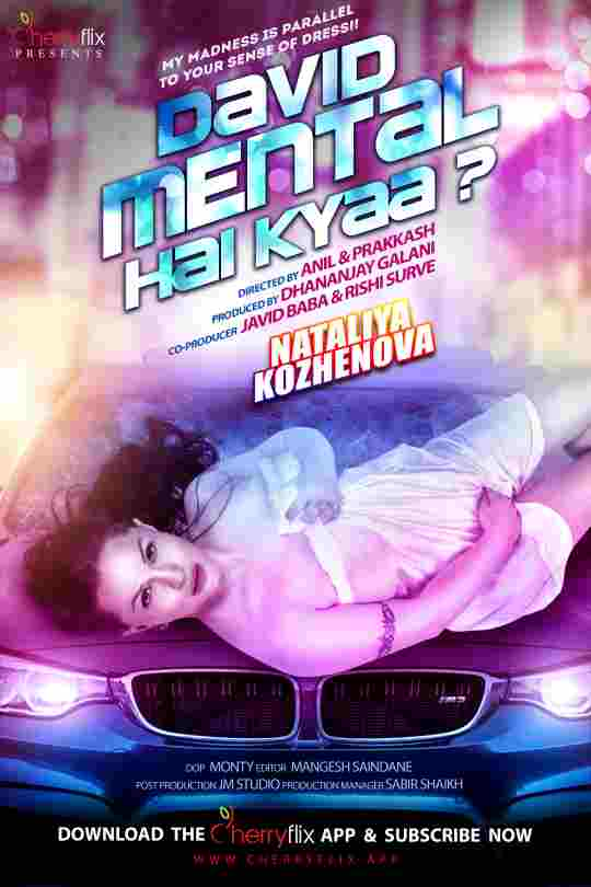 18+ David Mental Hai Kyaa (2021) Cherryflix Originals Hot Short Film 720p HDRip x264 Download