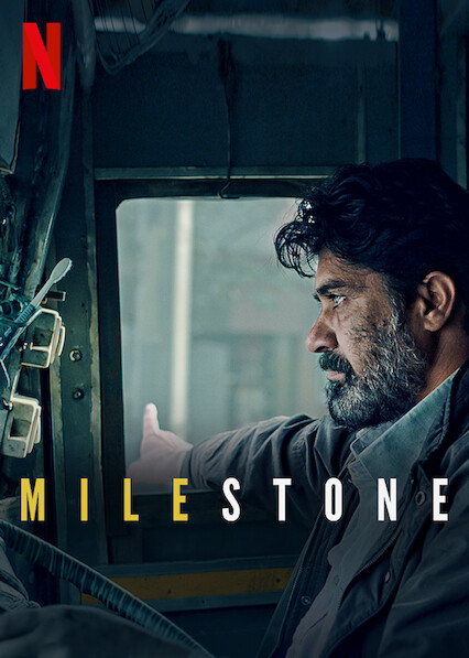 Milestone 2021 Hindi 300MB NF HDRip MSubs Download