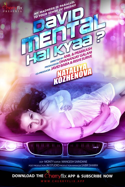 David Mental Hai Kyaa 2021 Cherryflix Hindi Short Film 720p HDRip 550MB Download