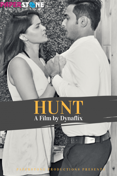 18+ Hunt 2021 DynaFlix Originals Hindi Short Film 720p HDRip 100MB Download