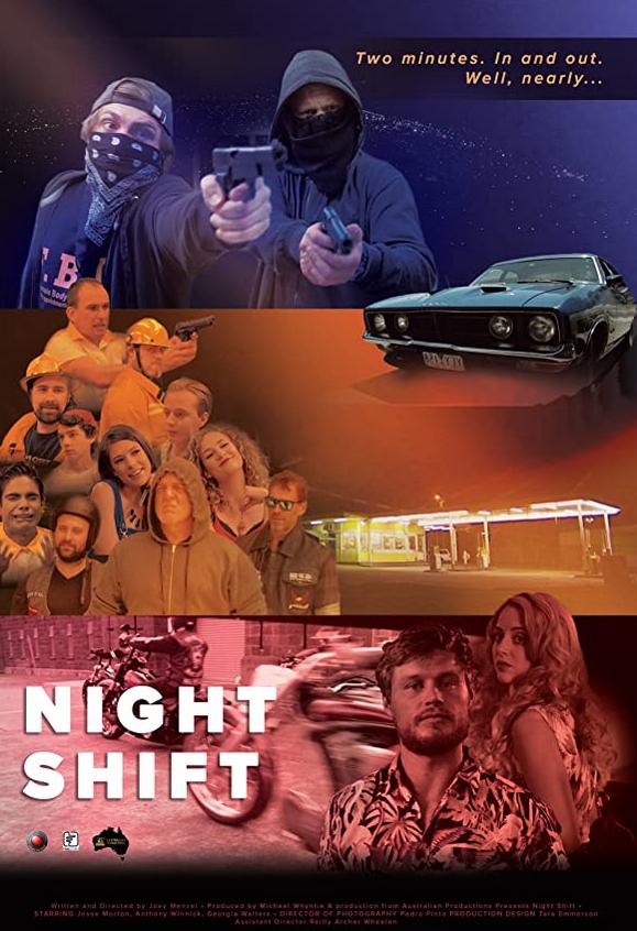 Night Shift 2021 English 720p HDRip ESub 800MB Download