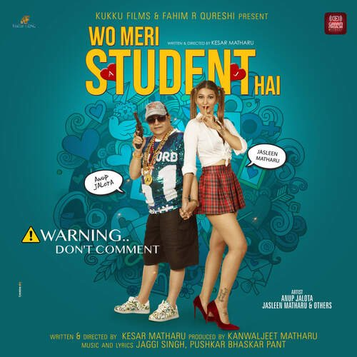 Woh Meri Student hai (2021) Hindi Movie 720p HDRip x264 850MB Download
