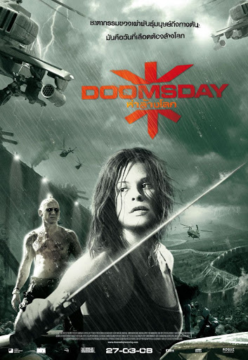 Doomsday 2008 Hindi Dual Audio 402MB Unrated BluRay ESubs Download