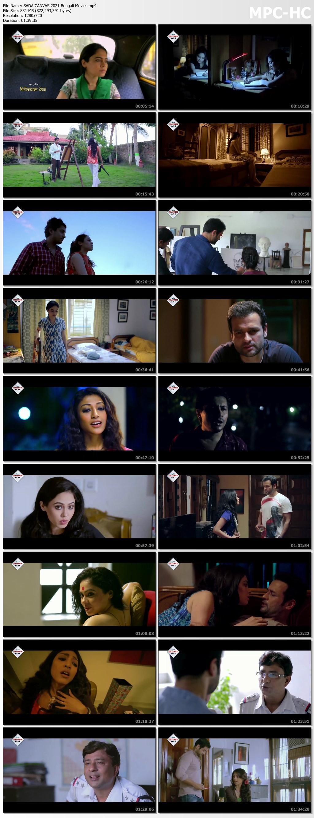 SADA CANVAS 2021 Bengali Movies.mp4 thumbs