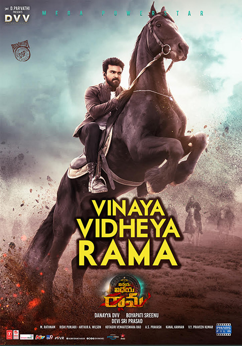 Vinaya Vidheya Rama 2019 Hindi Dubbed 720p HDRip Download