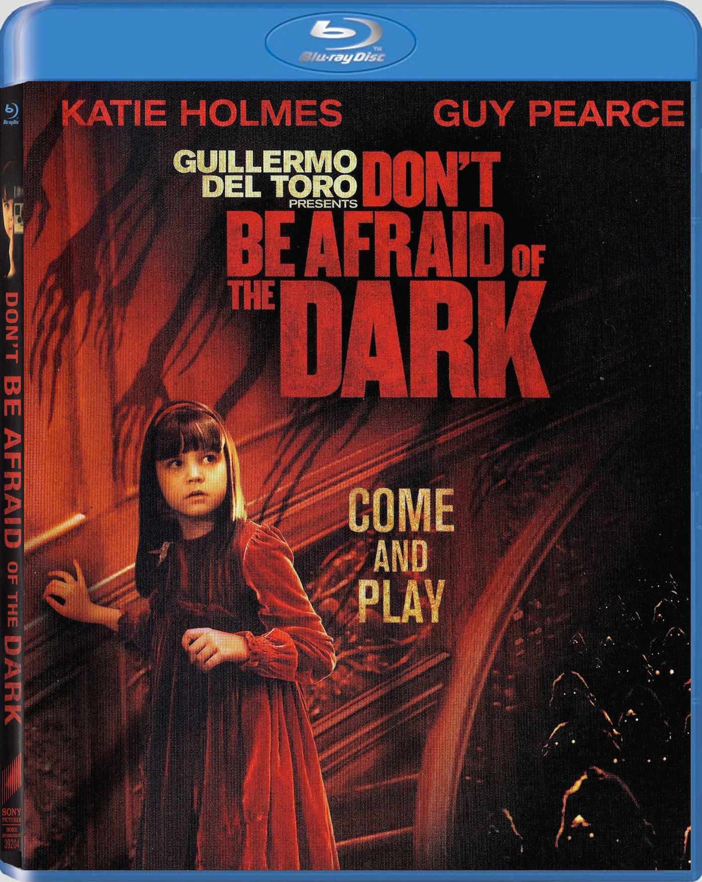 Dont Be Afraid of the Dark 2010 Hindi Dual Audio 720p BluRay 730MB ESub Download