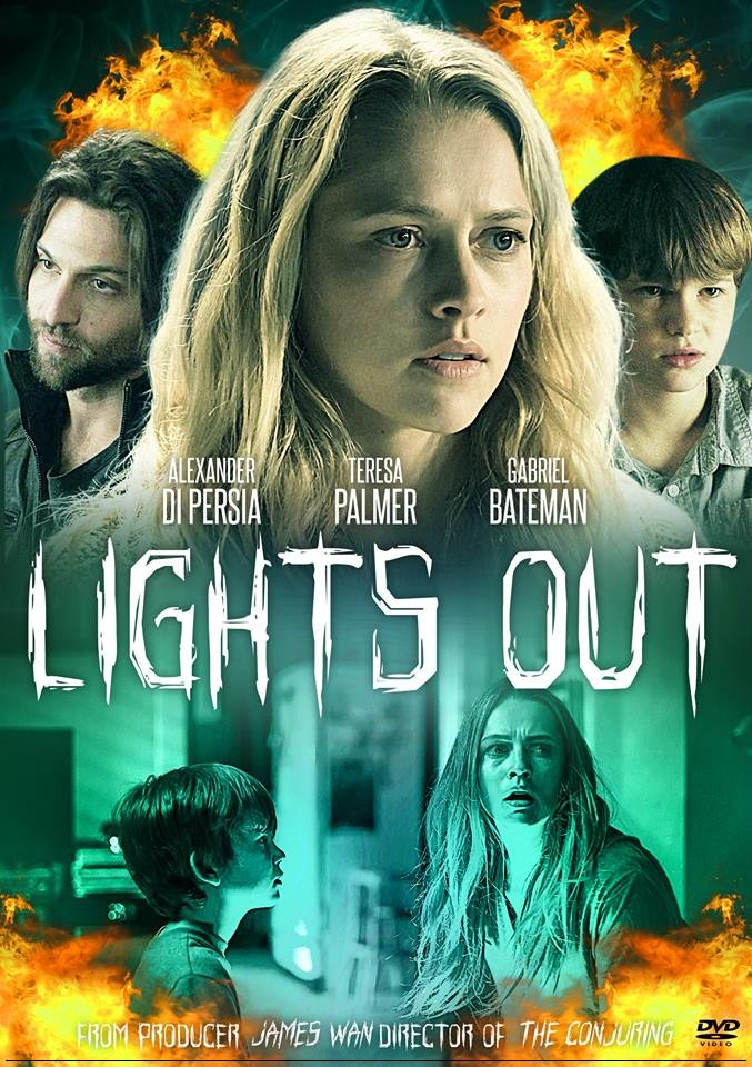 Lights Out 2016 Hindi Dual Audio 280MB BluRay ESub Download