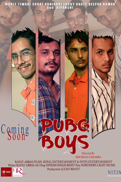Pubg Boys 2021 DynaFlix Originals Hindi Short Film 720p HDRip 151MB Download