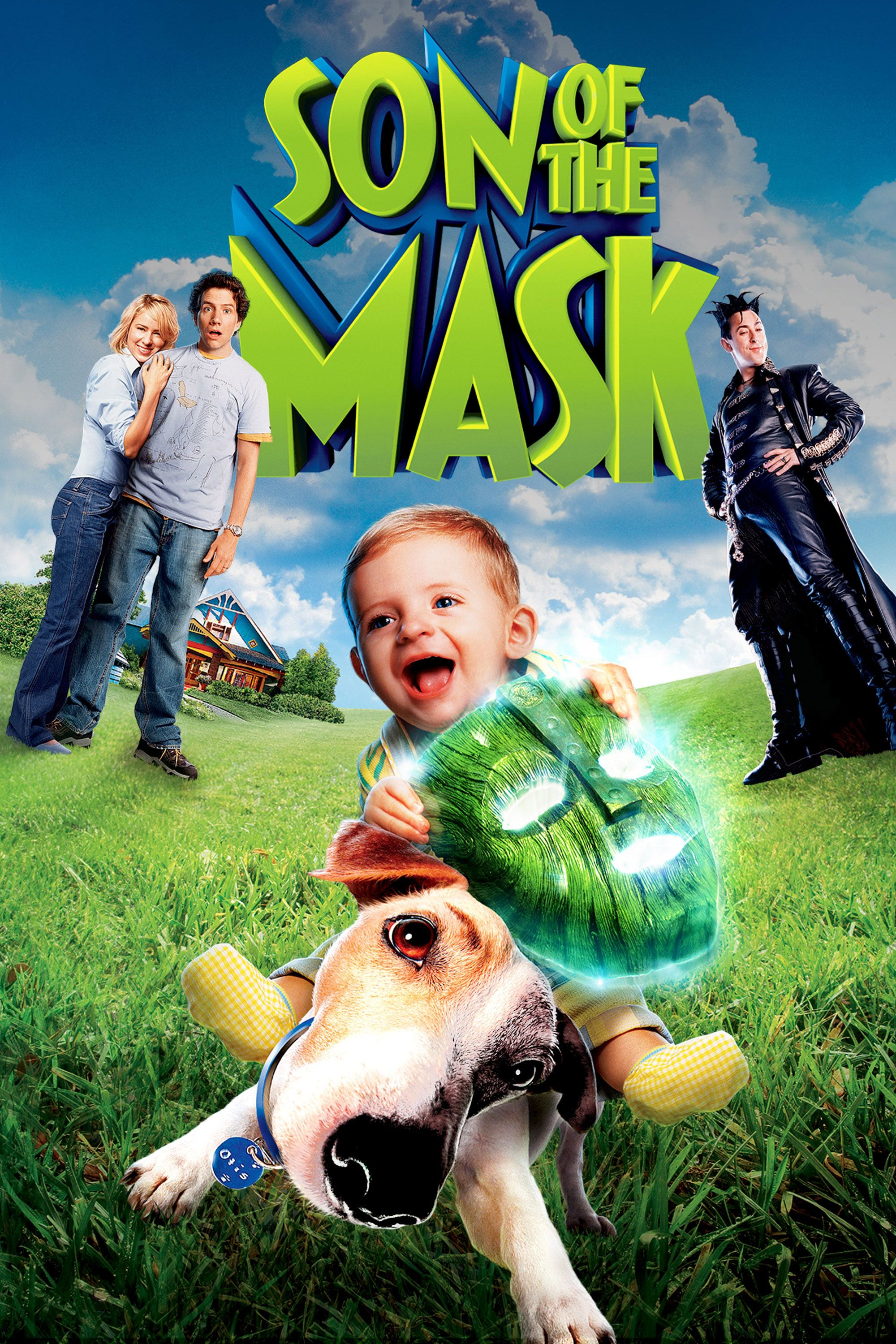 Son of the Mask 2005 Hindi Dual Audio 720p BluRay ESubs 700MB Free Download