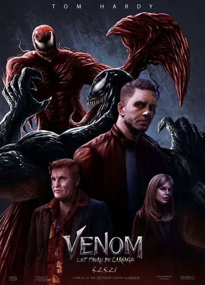 Venom Let There Be Carnage 2021 Hindi Dubbed Official Trailer 1080p HDRip 40MB Download