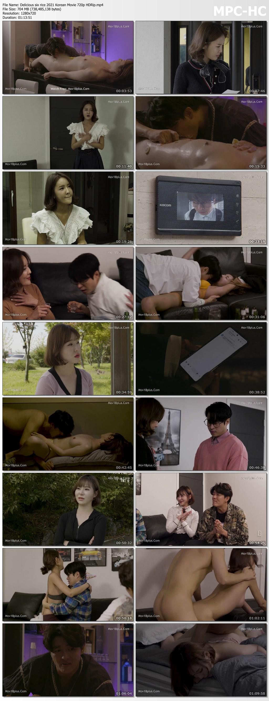 Delicious six rice 2021 Korean Movie 720p HDRip.mp4 thumbs