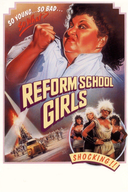 18+ Reform School Girls 1986 English 300MB HDRip Download