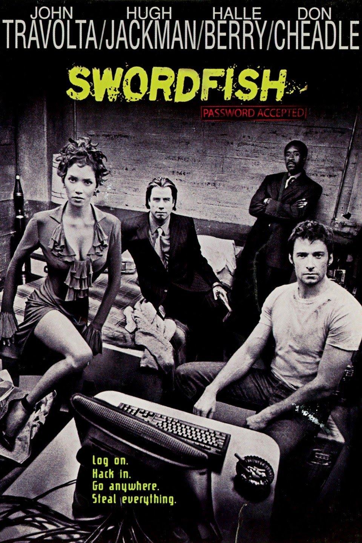 Swordfish 2001 Dual Audio Hindi 350MB BluRay ESub Download