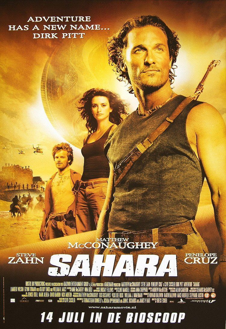 Sahara 2005 Hindi Dual Audio 440MB BluRay ESub Download