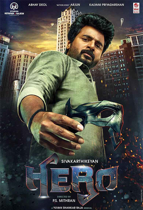 Hero (2019) Hindi Dubbed HQ 720p HDRip x264 AAC 1.2GB Download