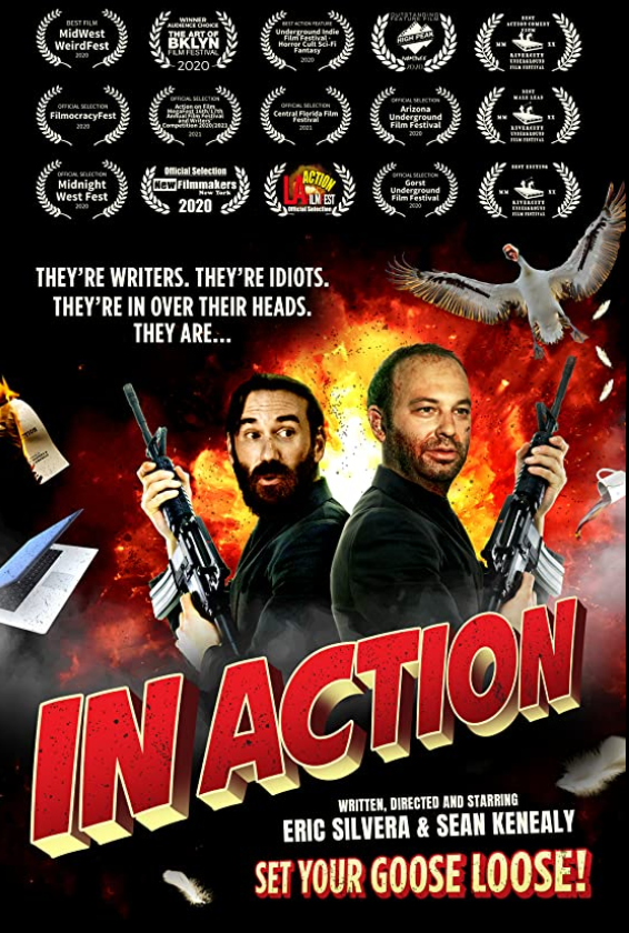 In Action 2020 English 250MB HDRip Download