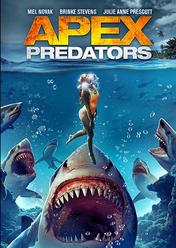 Apex Predators 2021 English 200MB HDRip ESub Download
