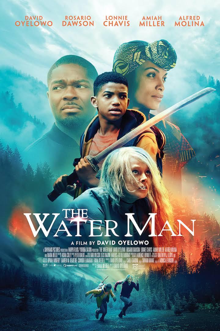The Water Man 2021 English 720p HDCAMRip 850MB Download