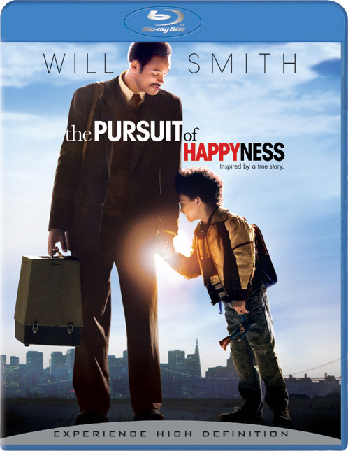 The Pursuit of Happyness 2006 Hindi Dual Audio 720p BluRay 800MB Download