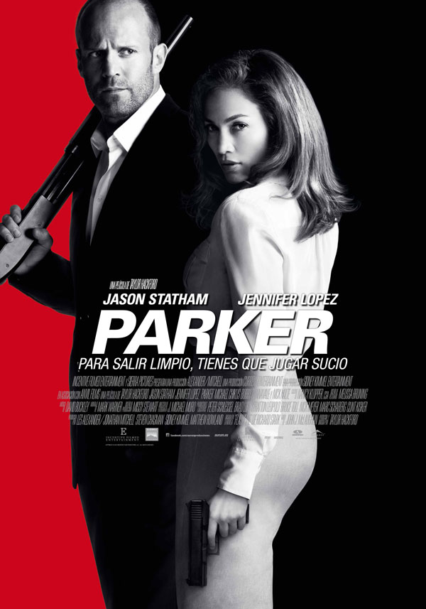 Parker 2013 Dual Audio Hindi 400MB UNRATED BluRay ESub Download