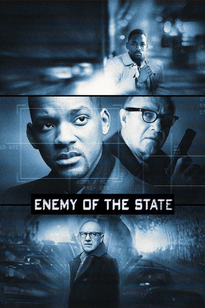Enemy of the State 1998 Dual Audio Hindi 450MB BluRay ESub Download