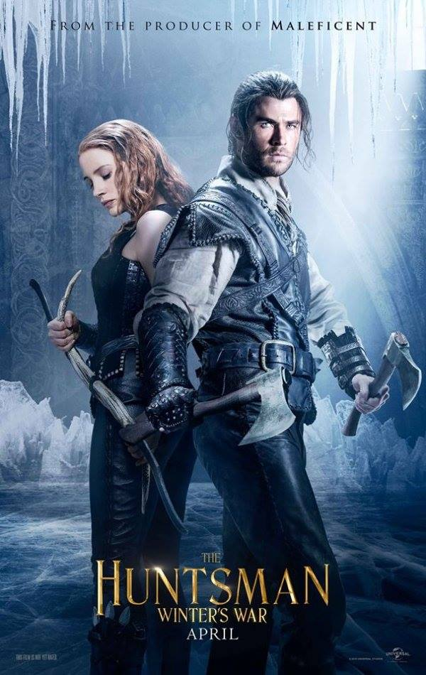 The Huntsman Winters War 2016 Hindi Dual Audio BluRay EXTENDED 365MB Download