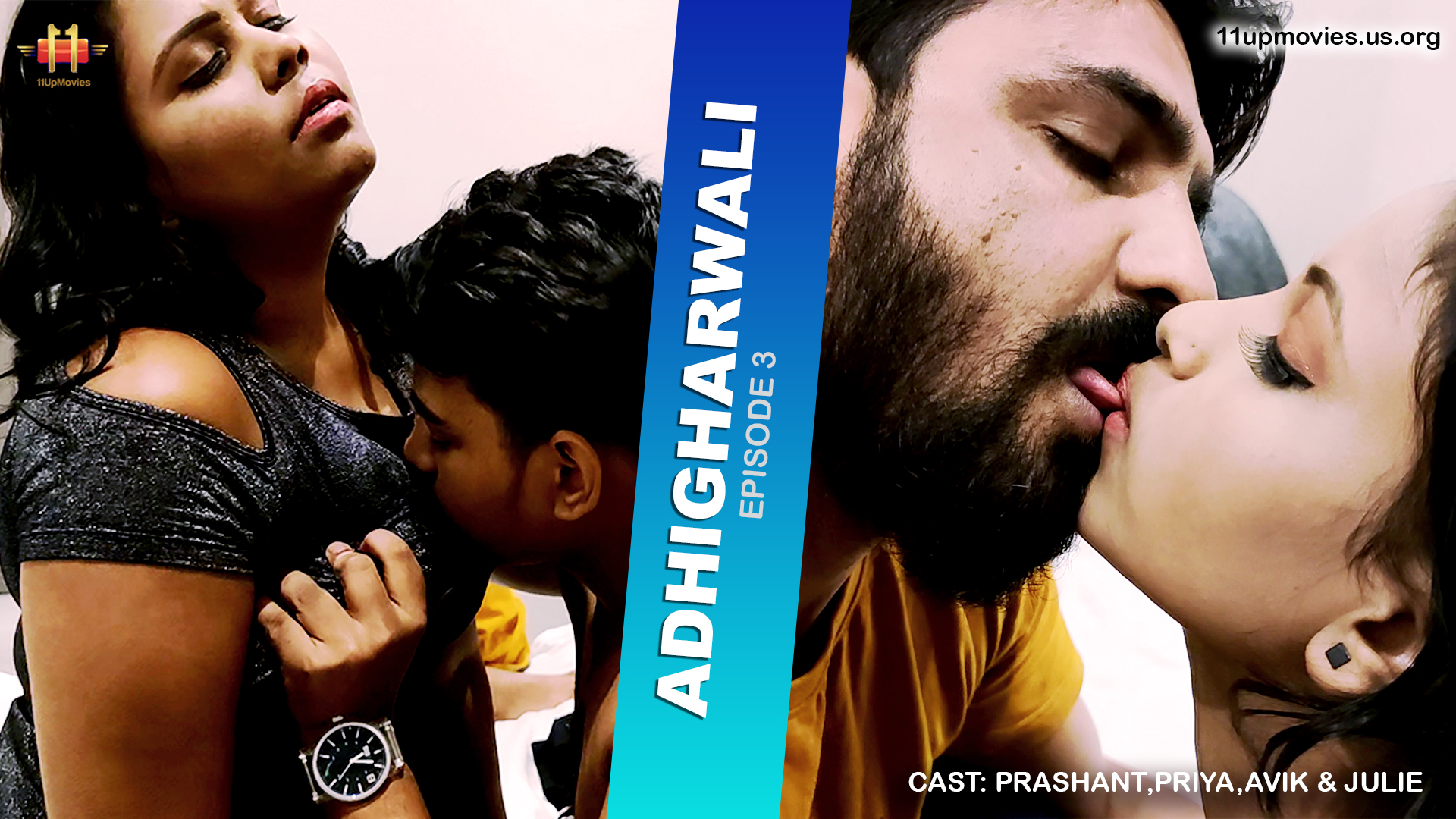 18+ Adhigharwali 2021 S01E03 11UpMovies Hindi Web Series 720p HDRip 200MB x264 AAC