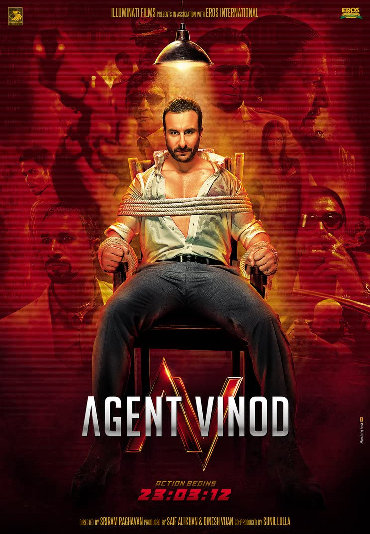 Agent Vinod 2012 Hindi 720p WEB-DL x264 AAC 1.2GB Download