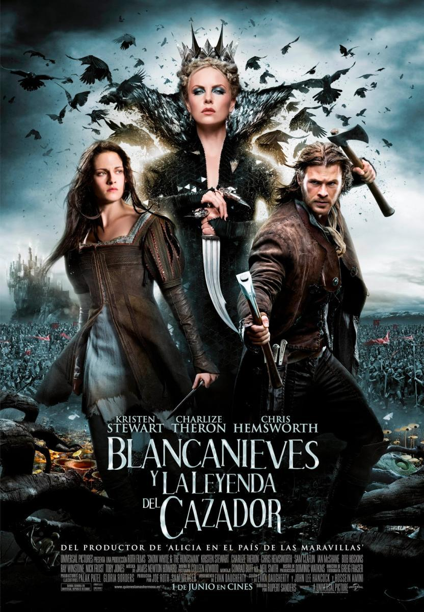 Snow White and the Huntsman 2012 Hindi Dual Audio 720p BluRay EXTENDED 1.2GB Download