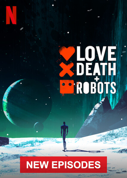 Love, Death & Robots S02 2021 NF Web Series WebRip Dual Audio Hindi Eng All Episodes