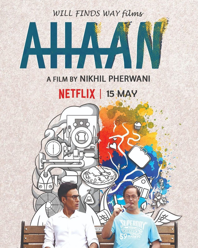 Ahaan (2021) Hindi WEB-DL x264 AAC 390MB Download