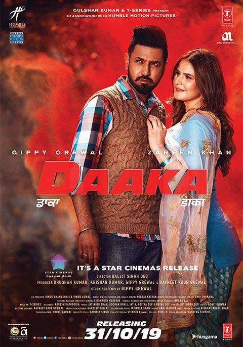 Daaka (2019) UNCUT Dual Audio Hindi ORG 720p HDRip x264 AAC 1GB Download