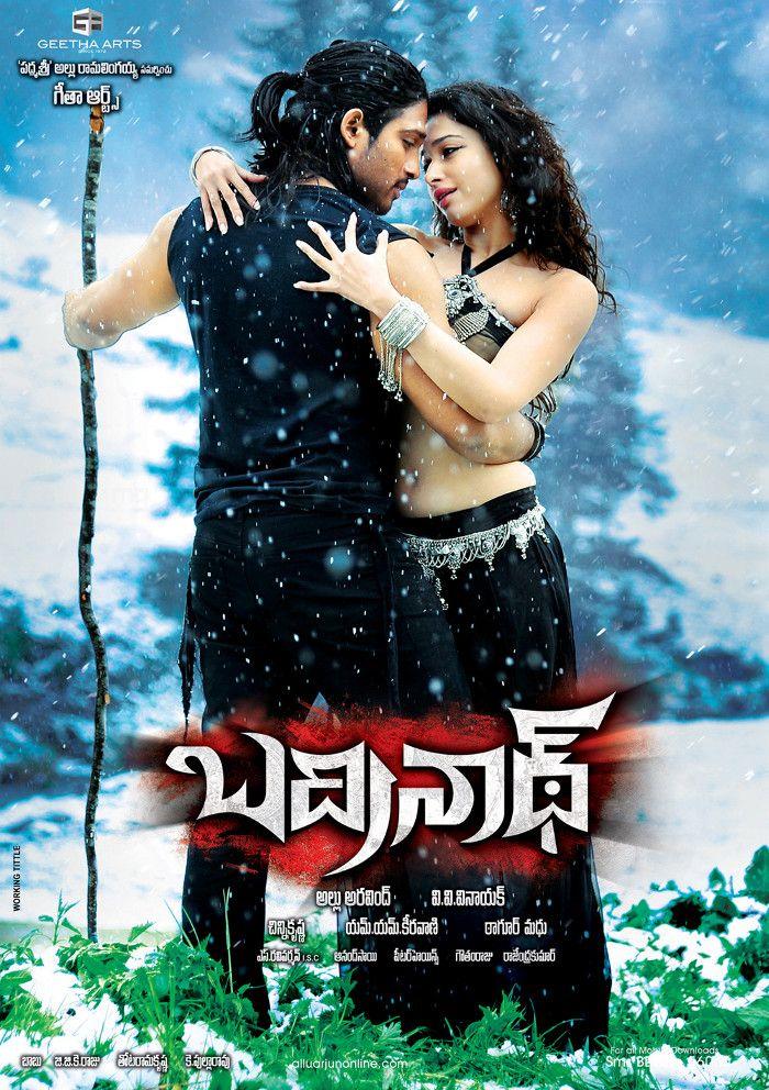 Badrinath (2011) Hindi Dual Audio ORG UNCUT 1080p HDRip x264 AAC 2.7GB Download