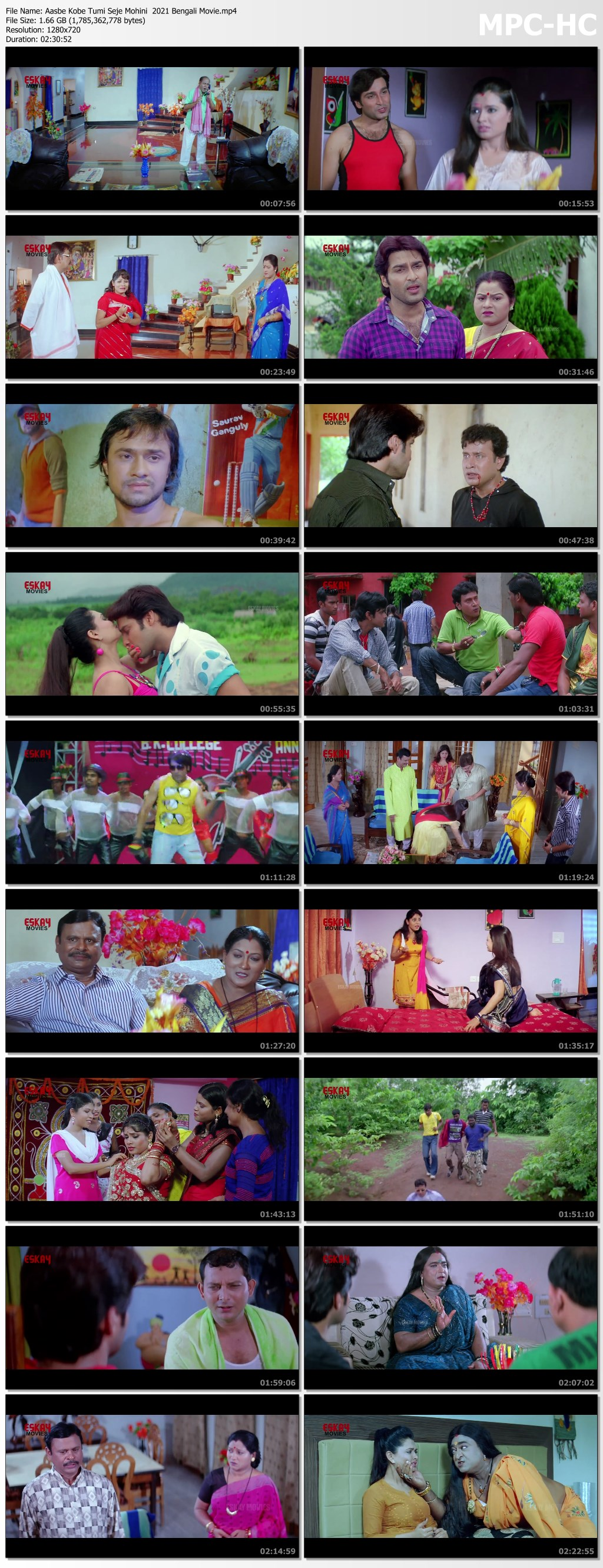 Aasbe Kobe Tumi Seje Mohini 2021 Bengali Movie.mp4 thumbs