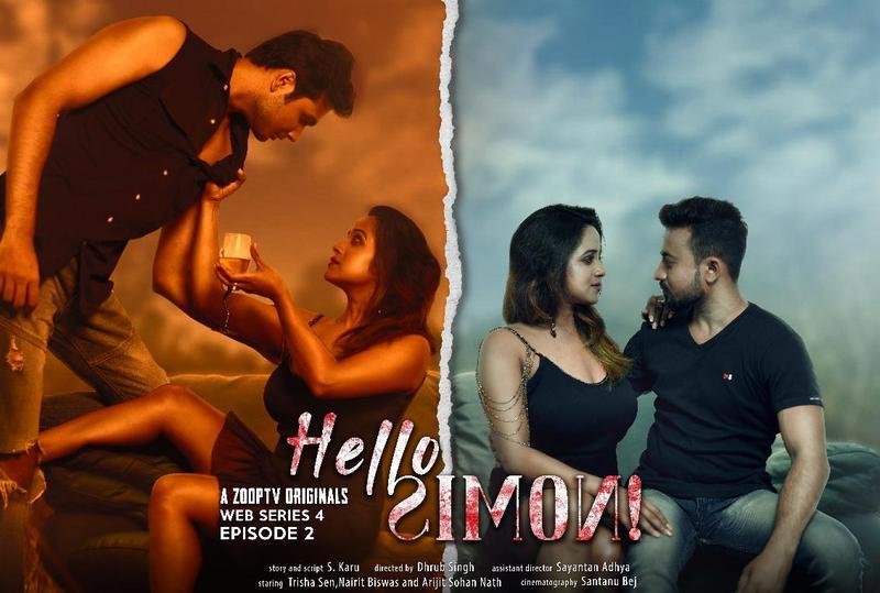 Hello Simon 2021 ZoopTv Hindi Short Film 720p HDRip 80MB x264 AAC
