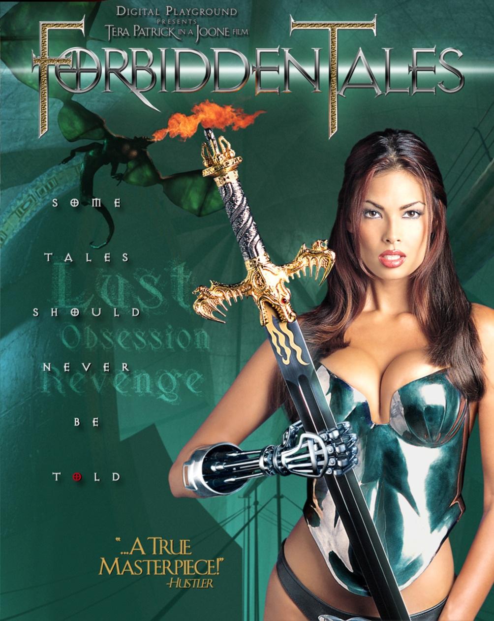 Forbidden Tales (2000) English DVDRip x264