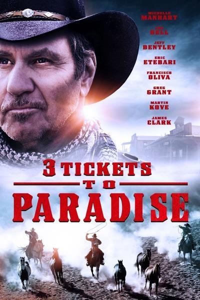 Download 3 Tickets to Paradise 2021 English Movie 480p HDRip ESub 280MB
