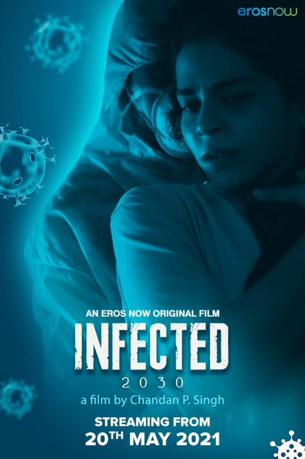 Download Infected 2030 2021 Hindi 720p EROS HDRip 170MB