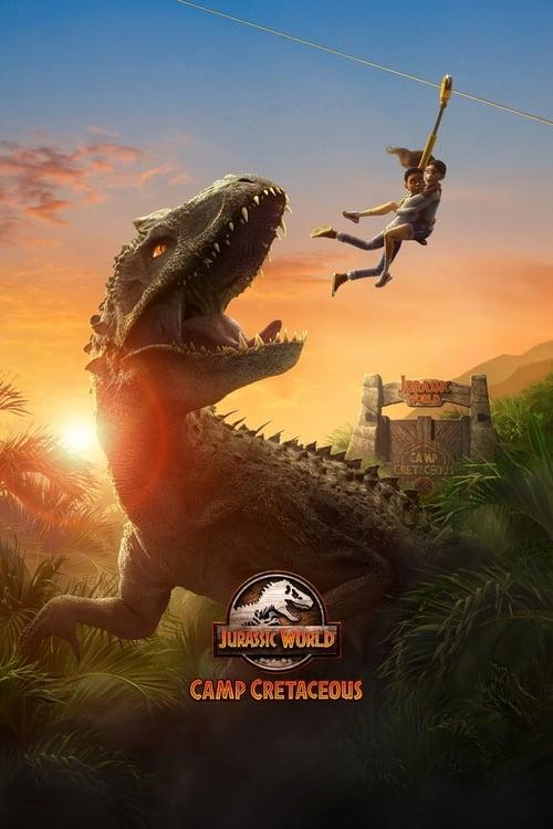 Jurassic World Camp Cretaceous - Season 3 HDRip Hindi Web Series Watch Online Free